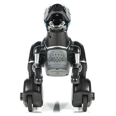 The Trainable Robotic Velociraptor 2
