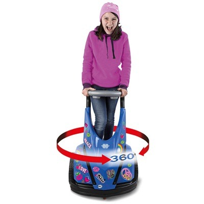The Child's Motorized Personal Transporter 1