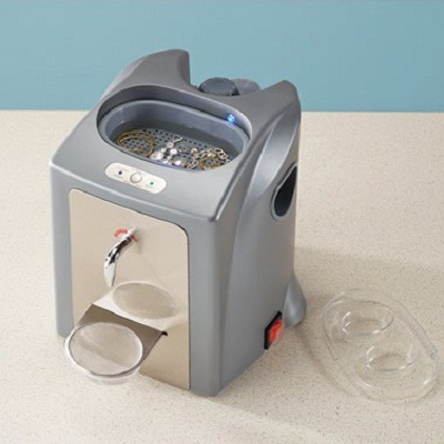 The Only Steam And Ultrasonic Jewelry Cleaner 1