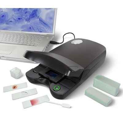 The Ultra High Definition Scientific Slide Scanner 1