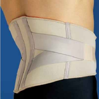 The Comfortable Compression Lumbar Wrap
