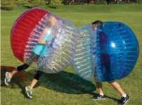 The Human Pinball Suits