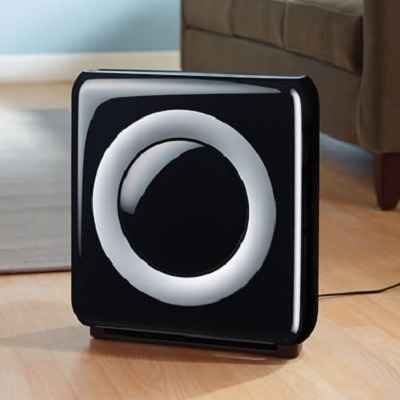 The Air Quality Sensing Purifier