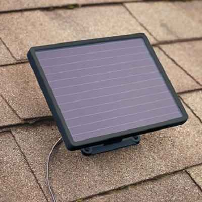 The Video Recording Solar Security Light 2