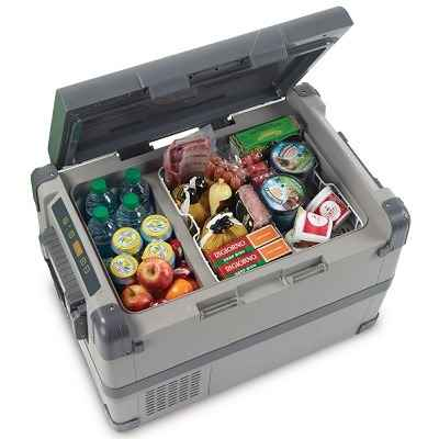 The 53 Quart Portable Freezer Cooler