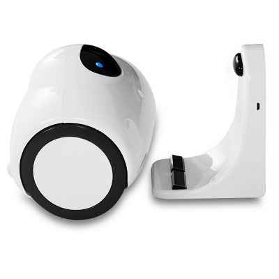 The Smartphone Controlled Home Patrolling Robot 1