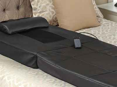 The Shiatsu And Vibration Massage Mat 1