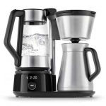 The Certified Aficionado's Coffee Brewer - A 12 cup brewing system perfect for creating barista quality coffee