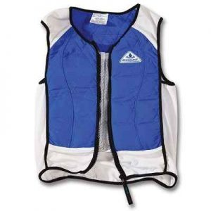 The Best All Climate Comfort Cooling Vest - Uses evaporative and phase change technologies to provide optimal cooling