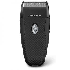 The Gentleman's Sensitive Skin Shaver - An electric shaver that reduces skin irritation for those with sensitive skin