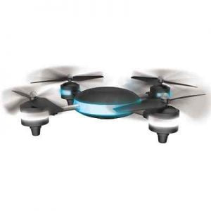 The High Definition Lighted Drone - With one key button for take-off, landing and perfect loop