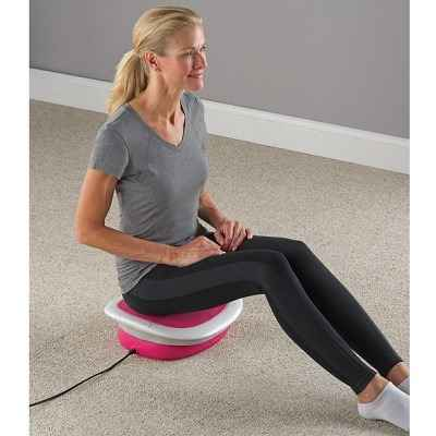 The Hip and Lower Back Massage Seat