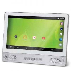 The Only DVD Playing Tablet Computer - The only Android tablet computer that also plays DVDs
