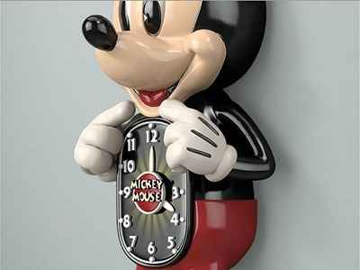 the-animated-mickey-mouse-wall-clock-1