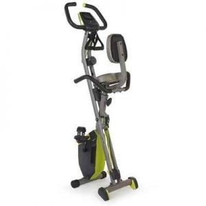 The Stowable Exercise Bike with Resistance Bands - Now you can enjoy low-impact, full-body workout at home