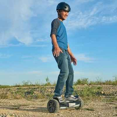 The All Terrain Hoverboard