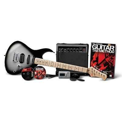 The Electric Guitar Starter Pack