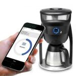 The Smartphone Controlled Coffee Maker - A coffee brewer that can be controlled via a smartphone