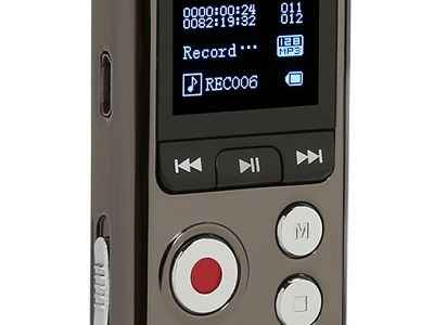 The Up To 48 Hour Voice Recorder 1
