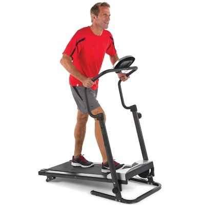 The Walkers Foldaway Treadmill