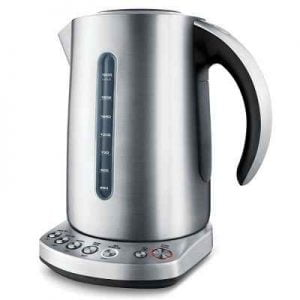 The Best Electric Tea Kettle - Earned the best for its rapid heating ability and ease of use