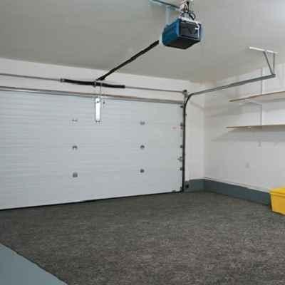 The Water Absorbing Garage Mat