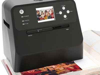 The Rapid Photo Album Scanner 1