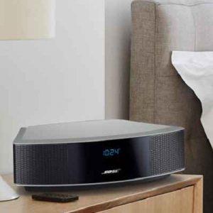 The Bose Wave Radio IV - The latest generation of compact radio that utilizes Bose Wave sound technology