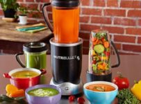 The Nutrient Preserving Soup Making Blender