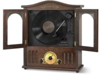 The Space Saving Vertical Victrola