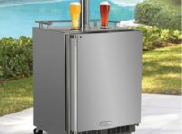 The Beer Lover's Refrigerated Outdoor Tap