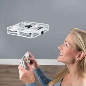 The Selfie Drone - A smartphone-controlled drone that captures and shares stunning photos and videos in high definition
