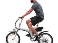 The 20 MPH Folding Electric Bicycle