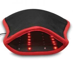 The Heated LED Hand Pain Reliever - Relieves pain and stiffness in the hands using NASA's technology