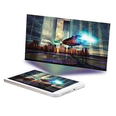 The Only Movie Projecting Tablet Computer