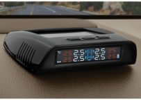 The Wireless Tire Pressure Monitoring System