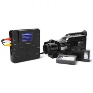 The Any Camcorder To DVD Converter - converts outdated camcorder media to a DVD easily