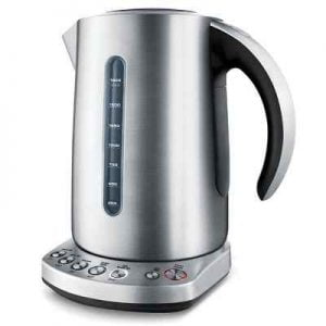 The Superior Electric Tea Kettle - provides superior, rapid heating ability and ease of use