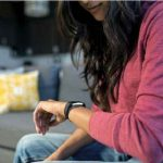 The Fitbit Alta Heart Rate Monitor - A fitness wristband that monitors heart rate, tracks daily activity, and records sleep cycles effectively