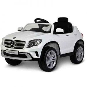 The Mercedes Benz Ride On SUV - An electric ride-on inspired by the Mercedes-Benz GLA sport utility vehicle