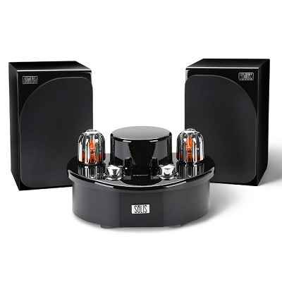 The Bluetooth Vacuum Tube Stereo