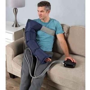The Circulation Improving Arm Wrap - Helps improve circulation, soothe sore muscles, and reduce swelling in your arm