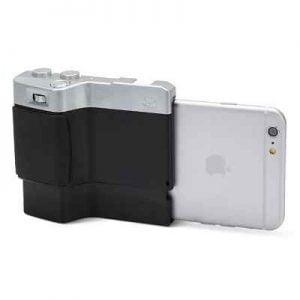 The iPhone Camera Enhancer - converts an iPhone into an advanced point-and-shoot SLR camera