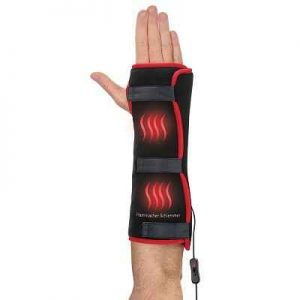 The Heated LED Wrist And Forearm Pain Reliever - relieves pain in the wrist and forearms effectively