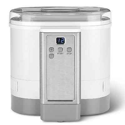 The Electronic Yogurt Maker