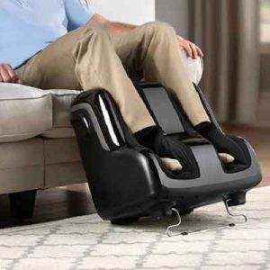The Heated Lower Leg Massager - Helps rejuvenate sore, tired calves and feet effectively