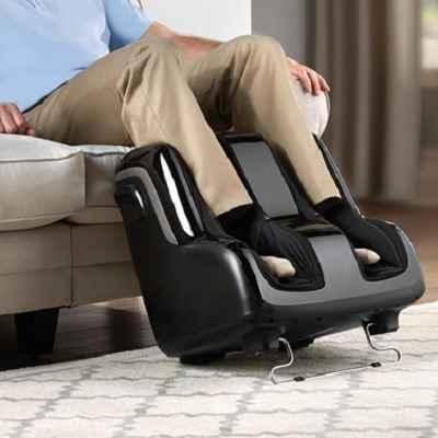 The Heated Lower Leg Massager