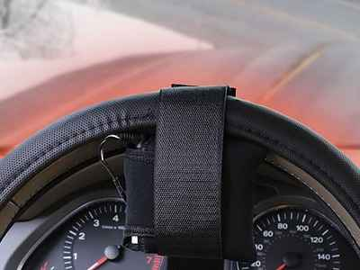 The Heated Steering Wheel Cover 1