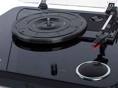 The Bluetooth Transmitting Turntable 1