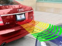 The Bump Avoiding Parking Sensor